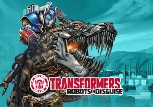 Transformers Universe Game Profile Banner