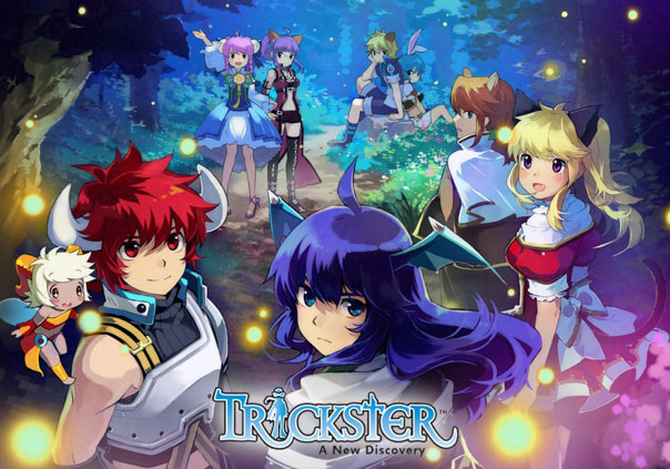Trickster Online Game Profile