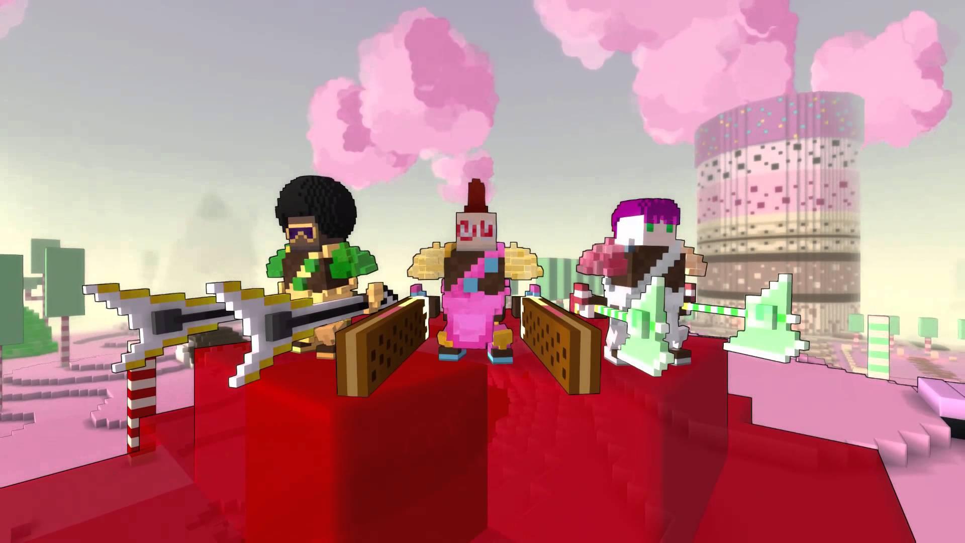 Trove Candy Barbarian Trailer