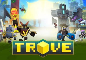 Trove Game Banner