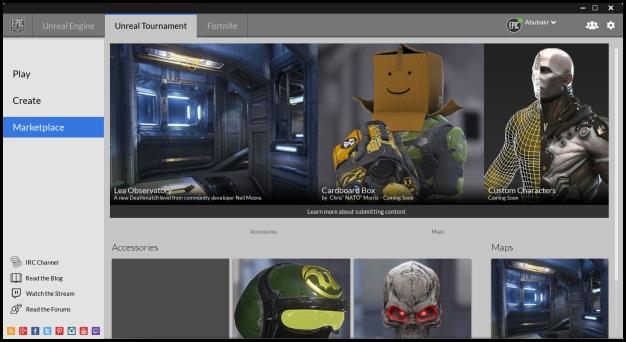 Unreal Tournament 2015 Screenshot 02