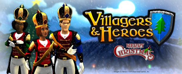 MMO Holiday Guide 2014 Villagers & Heroes