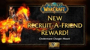 World of Warcraft: Cindermane Charger Preview Thumbnail