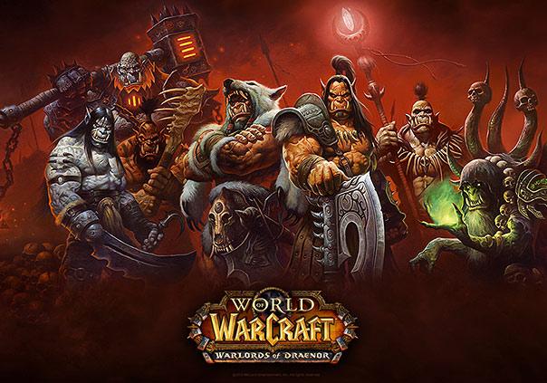 World of Warcraft Profile Banner
