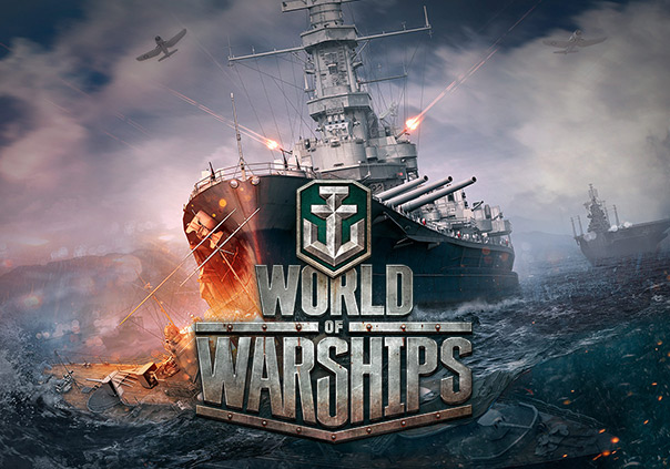 İnceleme: World of Warships logo