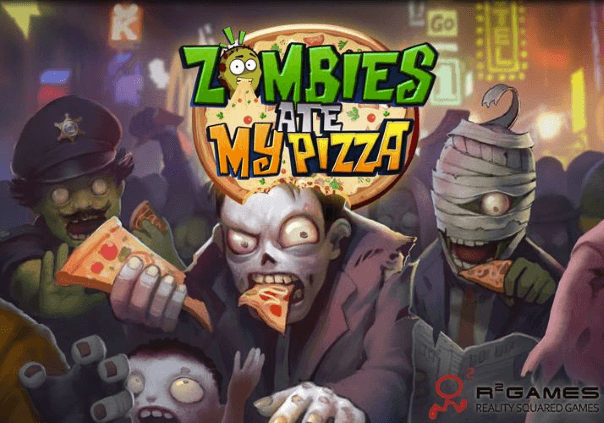 Zombies Ate My Pizza Game Profile Banner