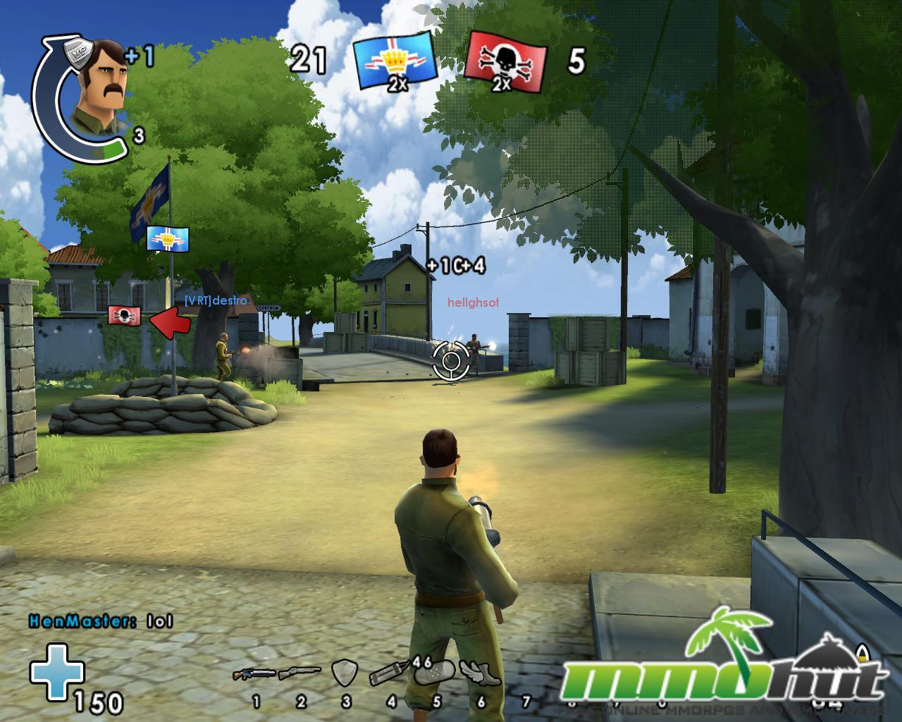 Free to Play WW2 MMOs Battlefield Heroes