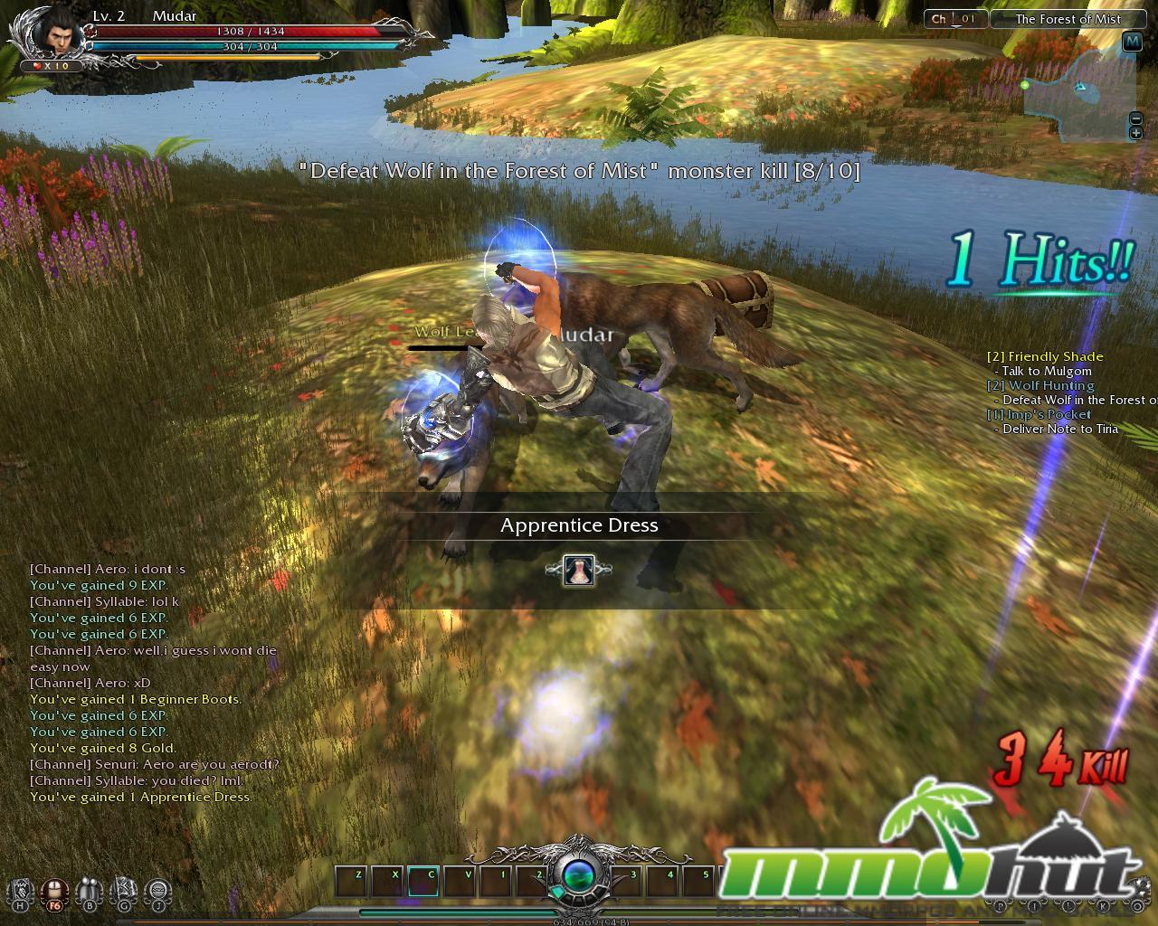 Top Brawler MMORPGs List MMOHuts