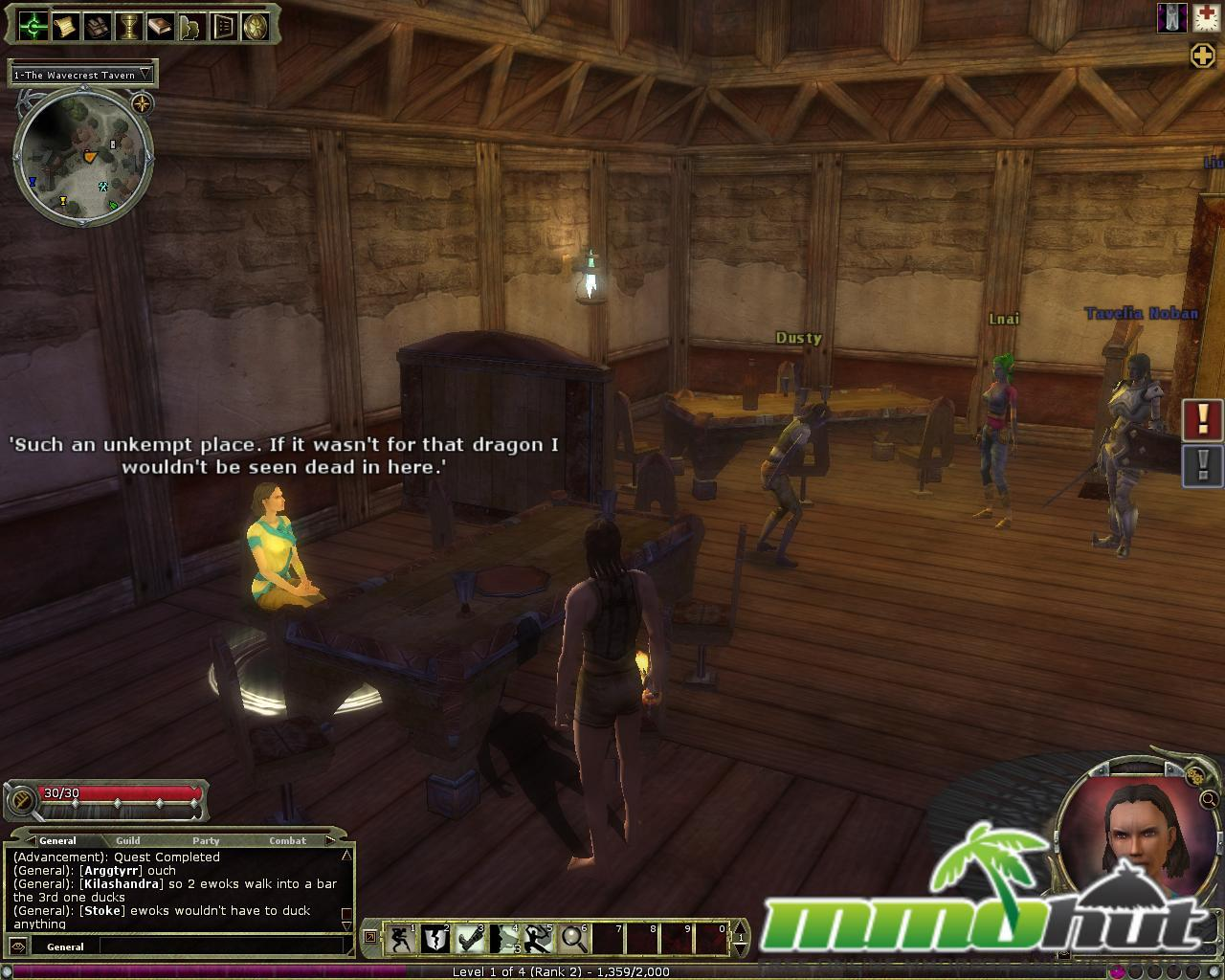 Dungeons & Dragons Online Review