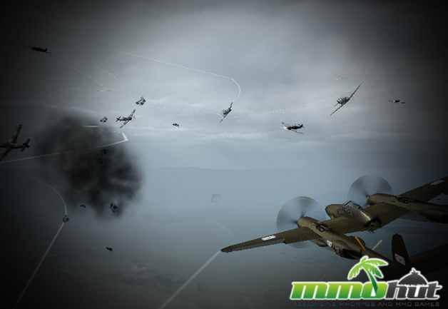 Free to Play WW2 MMOs Heroes in the Sky
