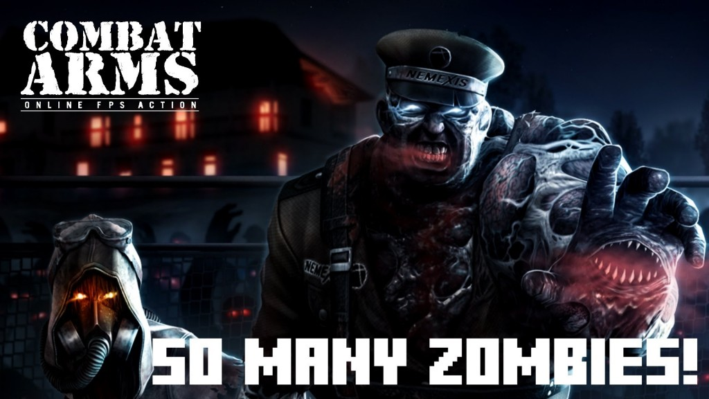 Combat Arms Zombies