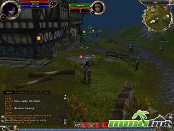 Runes of Magic NPCs Screenshot