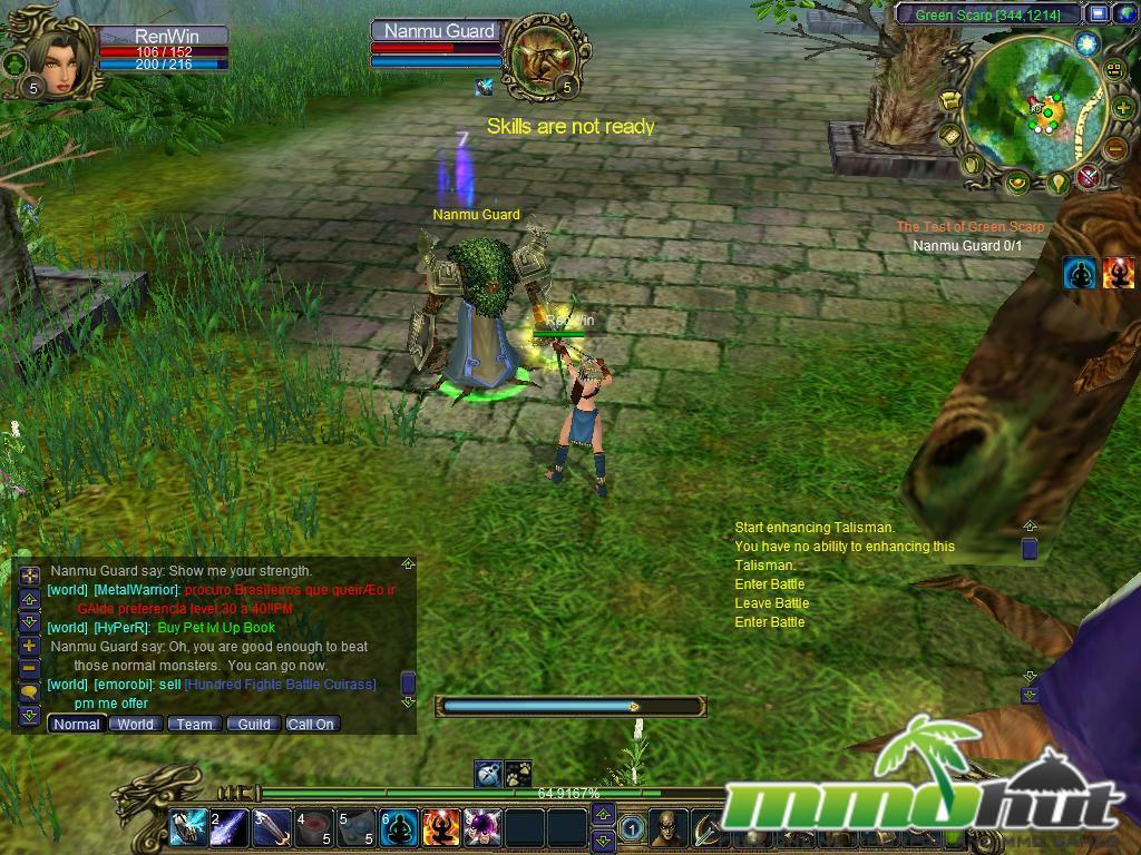 Talisman Online Screenshot