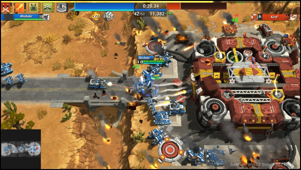 AirMech Review: New Type of Action RTS