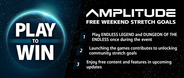 Endless Legend and Dungeon of the Endless Free on Steam All Weekend Post Banner