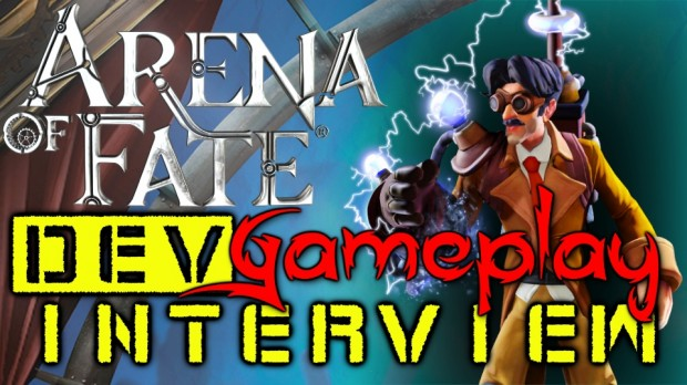 Arena of Fate - E3 Dev Interview Video Thumbnail