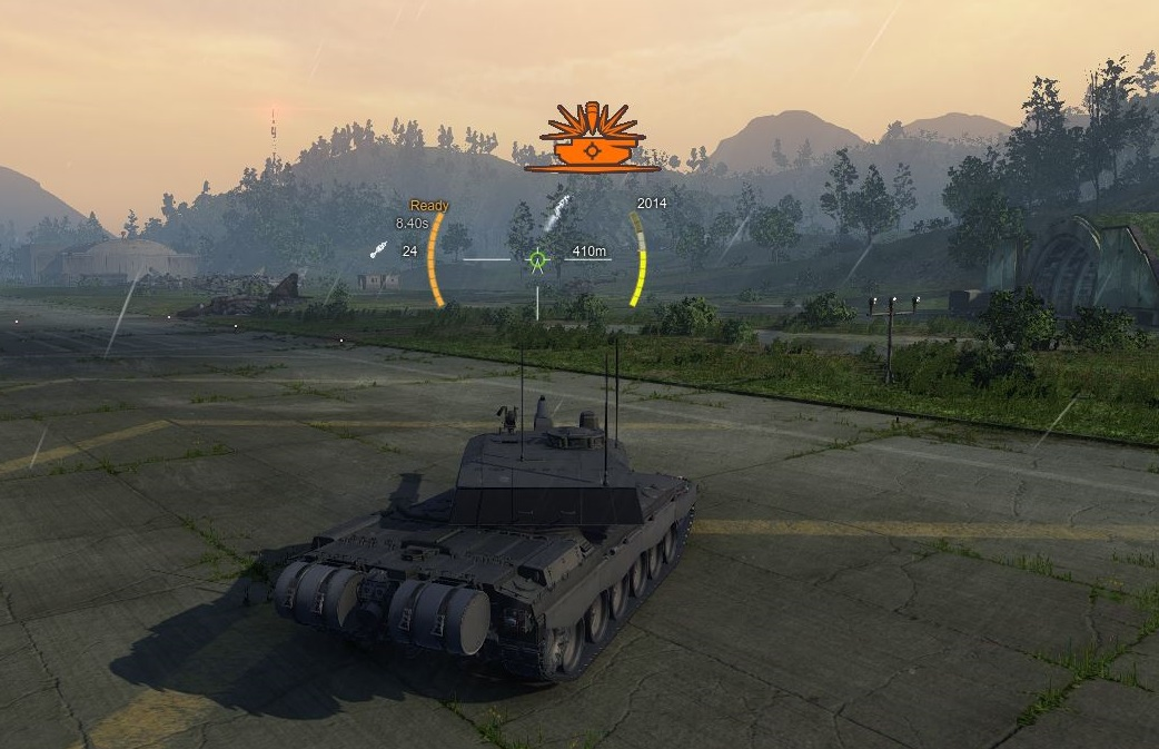 Armored Warfare Alpha 2 Artillery Review
