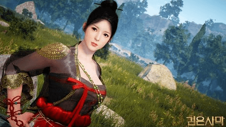 Black Desert Female Blader Teaser Video Thumbnail