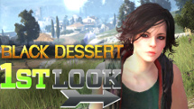Black Desert is an ambitious project that seeks to create a sandbox style MMORPG world