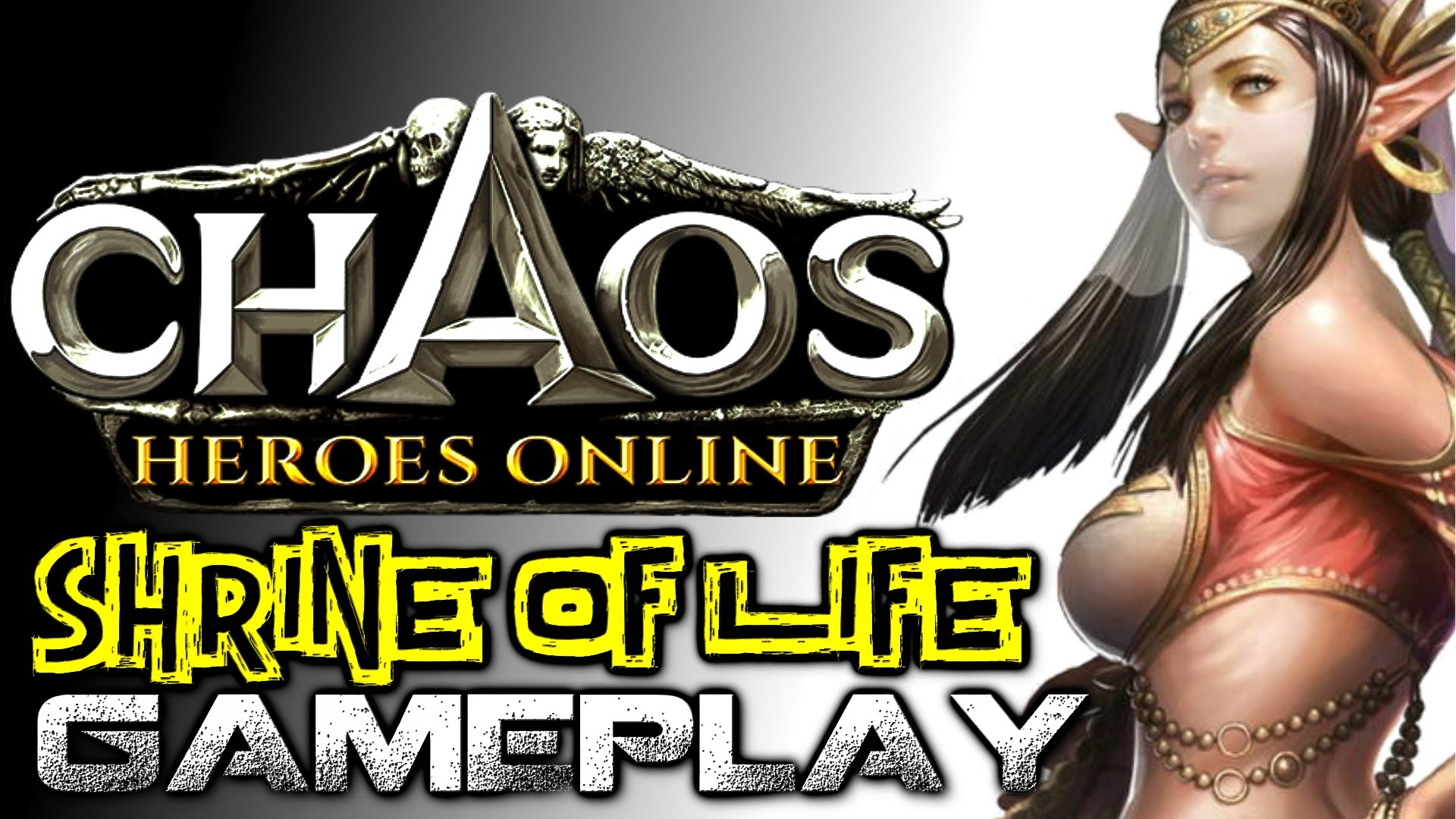 Chaos Heroes Online Shrine of Chaos
