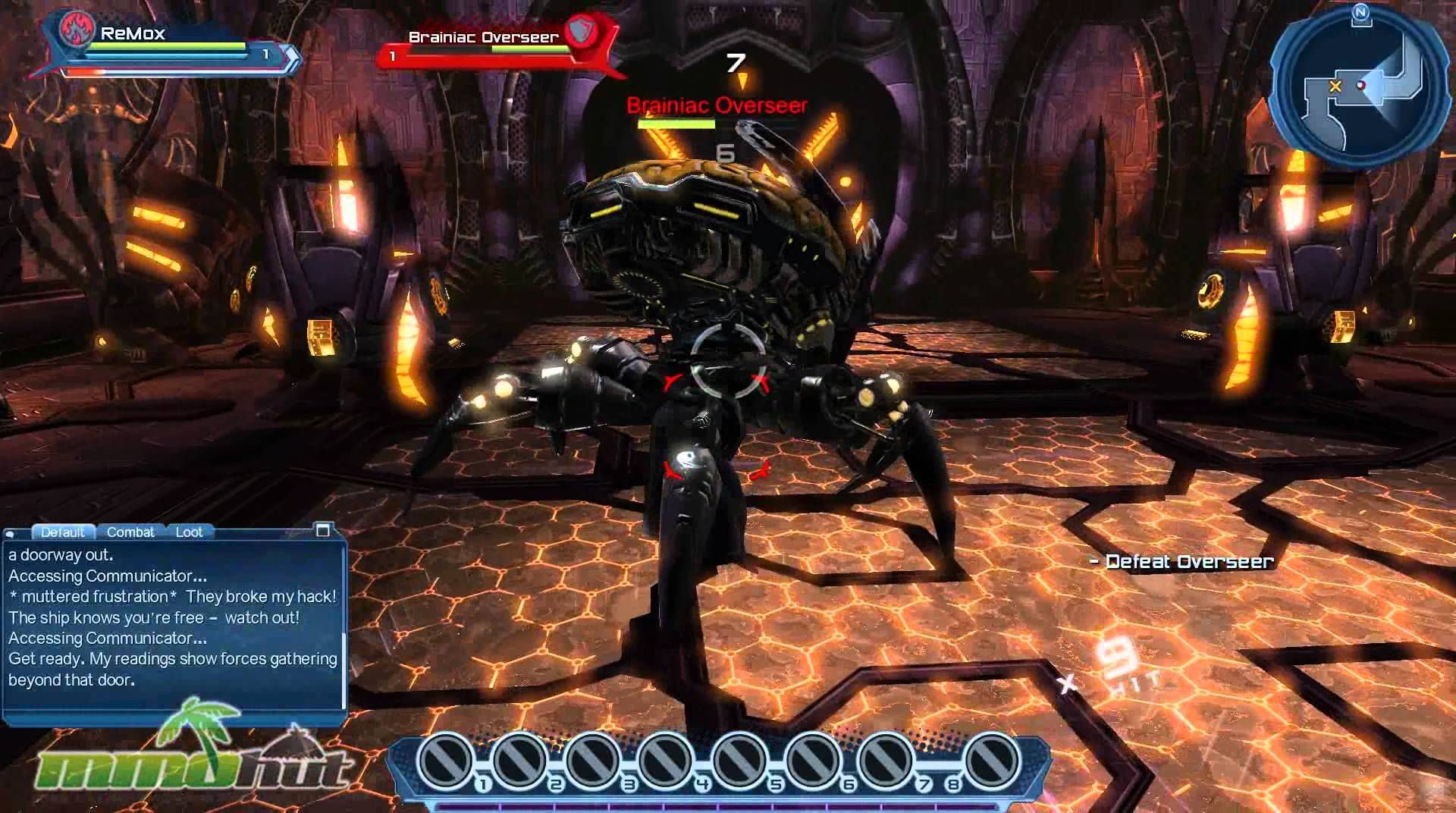 DC Universe Online Gameplay - First Look HD Video Thumbnail