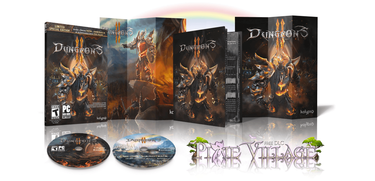Dungeons 2 Limited Special Edition Announced Post Header