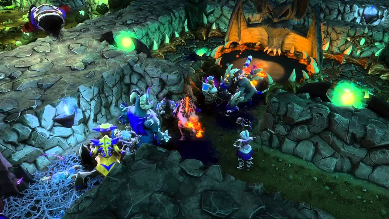 Dungeons 2 Launch Trailer Video Thumbnail