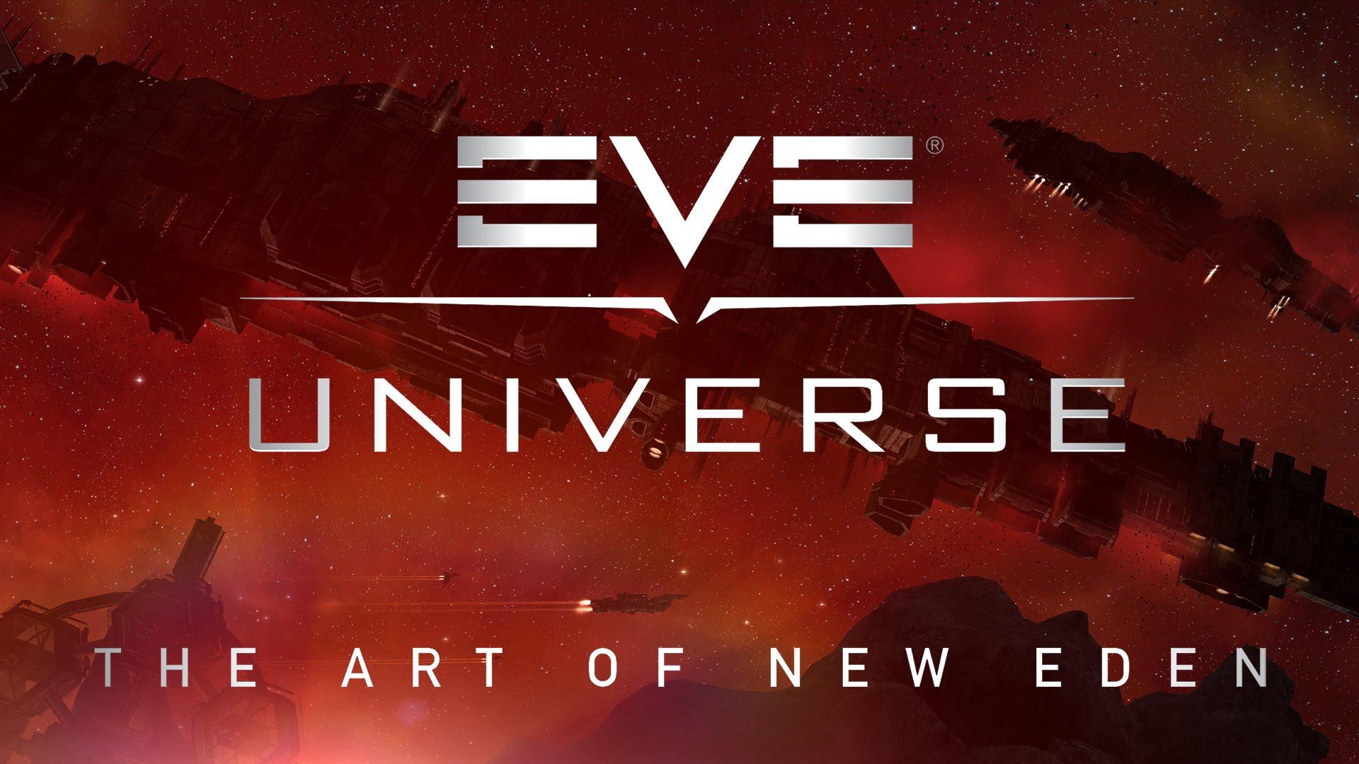 EVE Universe - Art of New Eden Video Thumbnail