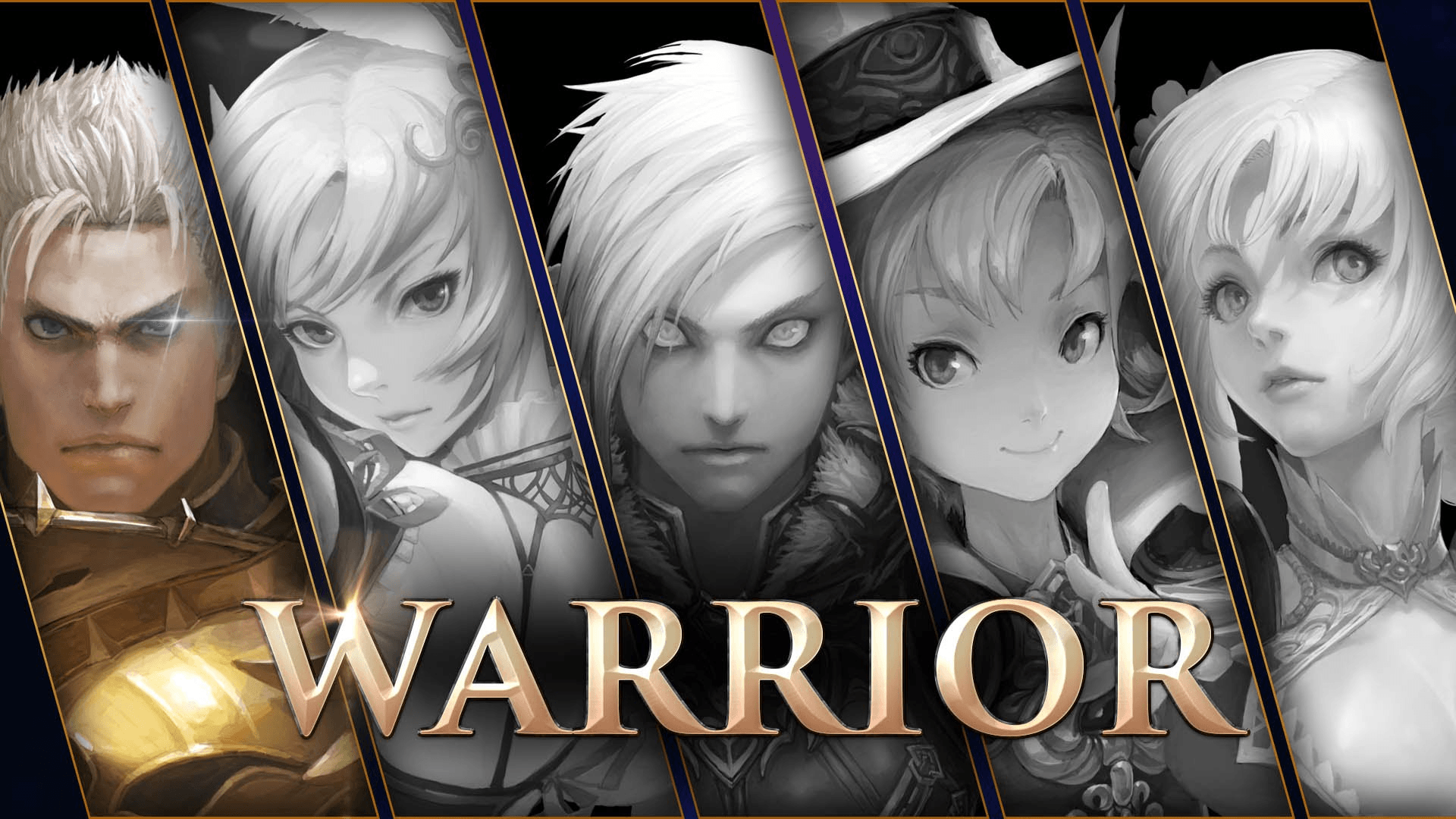 Echo of Soul Class Overview: Warrior Video Thumbnail