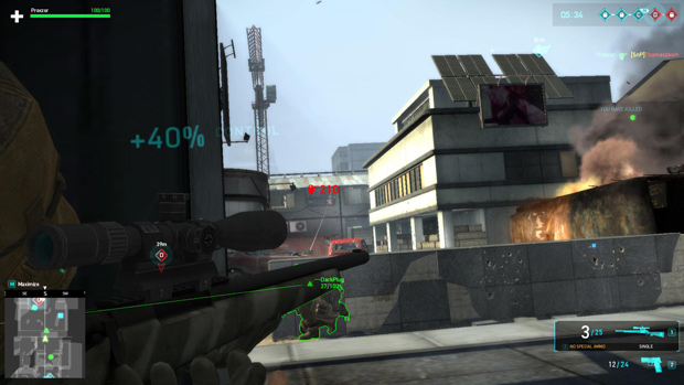 Ghost Recon Online Review Post Header