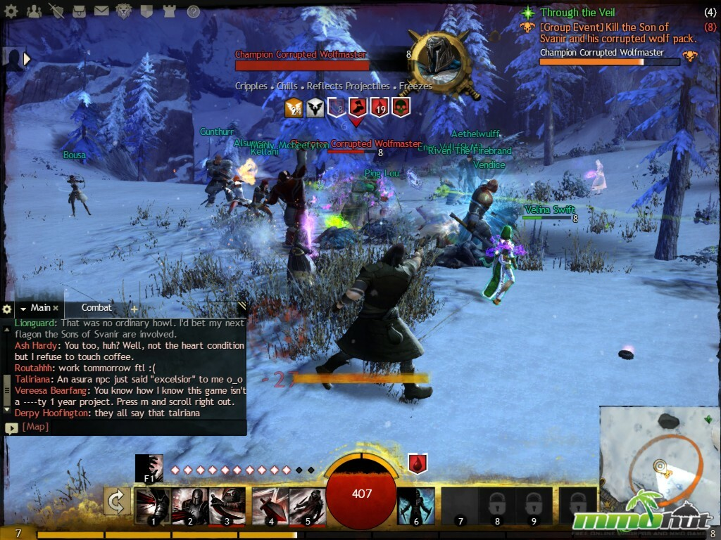 Guild Wars 2 Launch Review