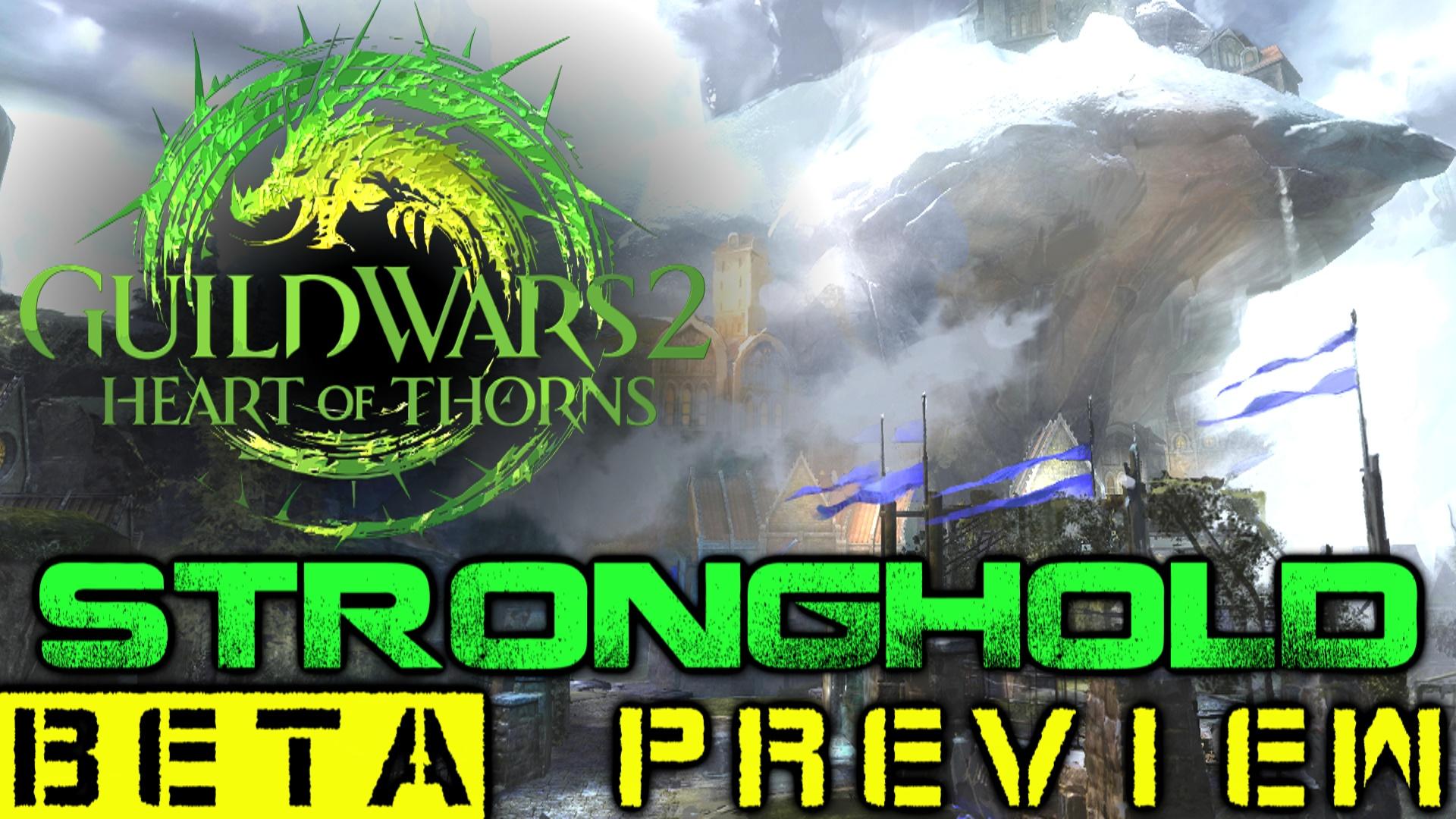 Guild Wars 2 Stronghold PvP