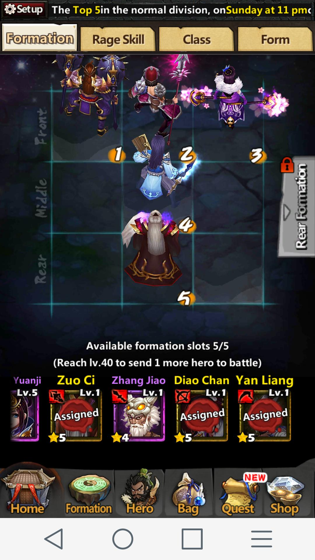Haunted Empire - Ghosts of the Three Kingdoms Android Mobile Review