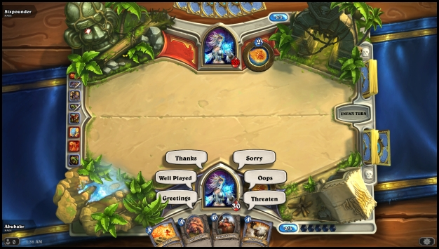 Hearthstone Closed Beta Preview Screenshot 01