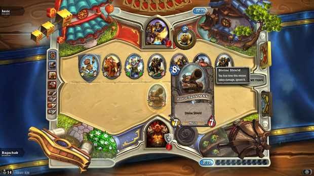Hearthstone Goblins Vs Gnomes Review Sreenshot T