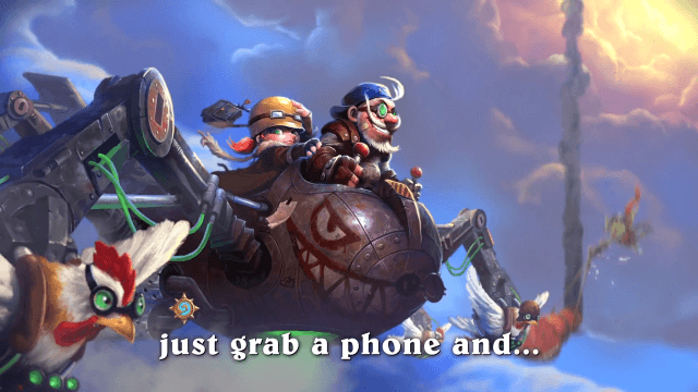 Hearthstone on Phones Sing-a-long Video Thumbnail