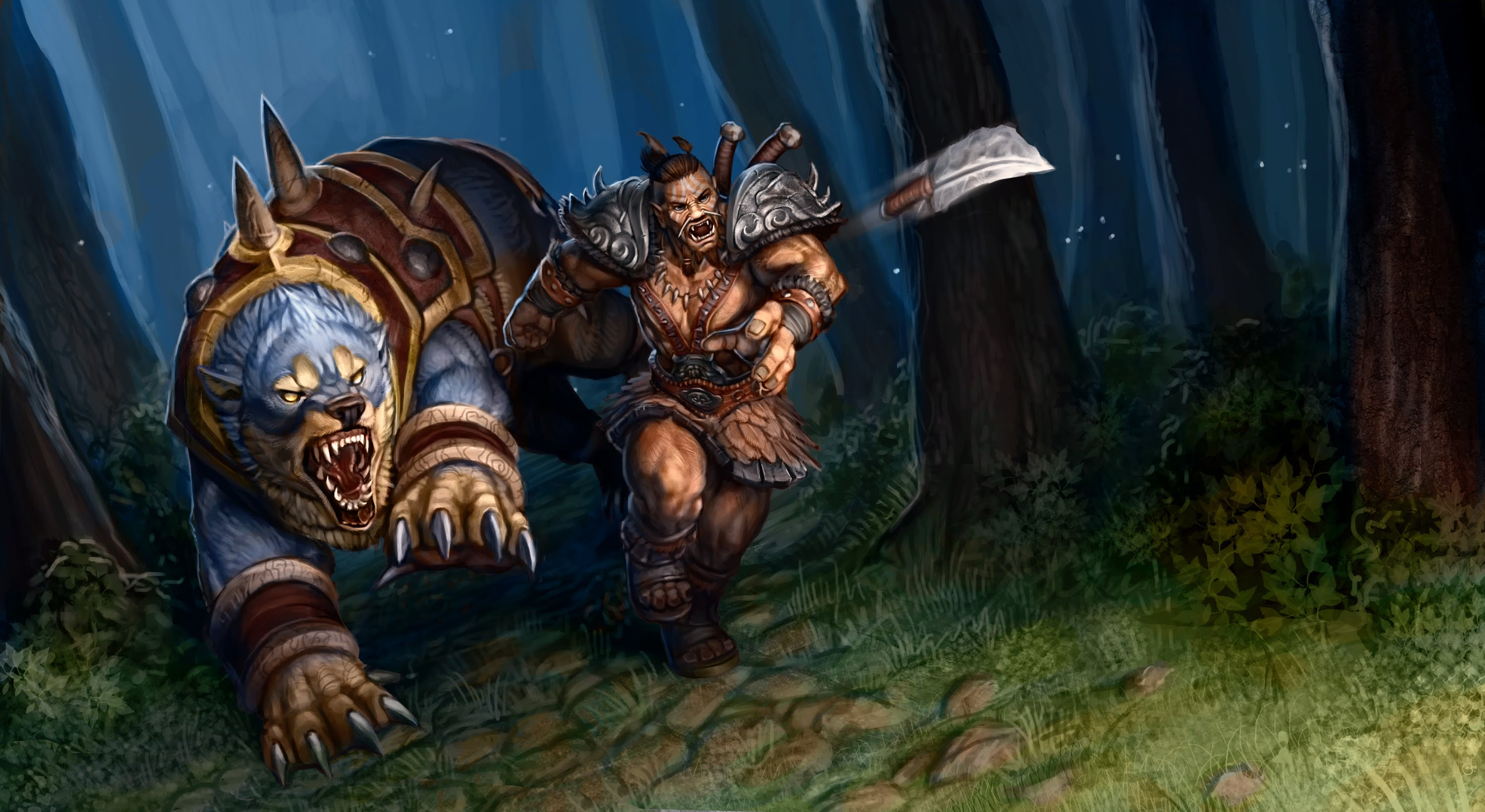 Heroes of Newerth: Wildsoul Rework Video Thumbnail
