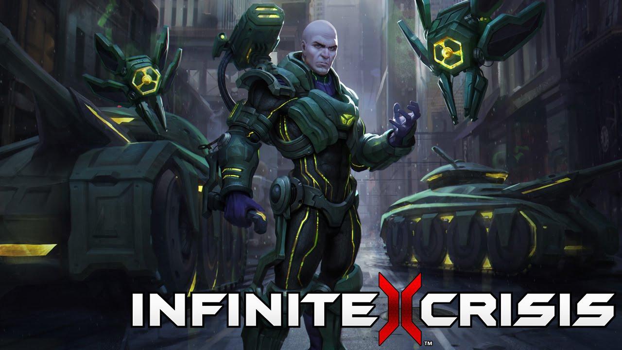 Infinite Crisis Champion Unmasked: Lex Luthor Video Thumbnail