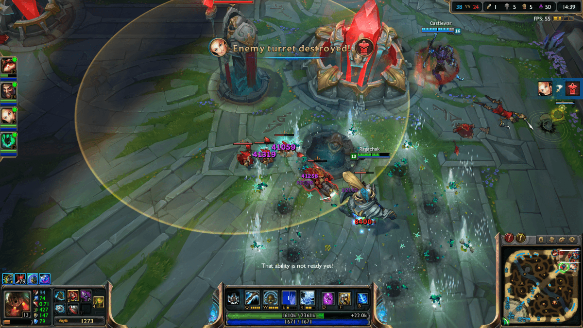League of Legends: URF Mode Review