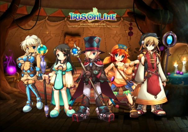 Iris Online Game Profile Banner