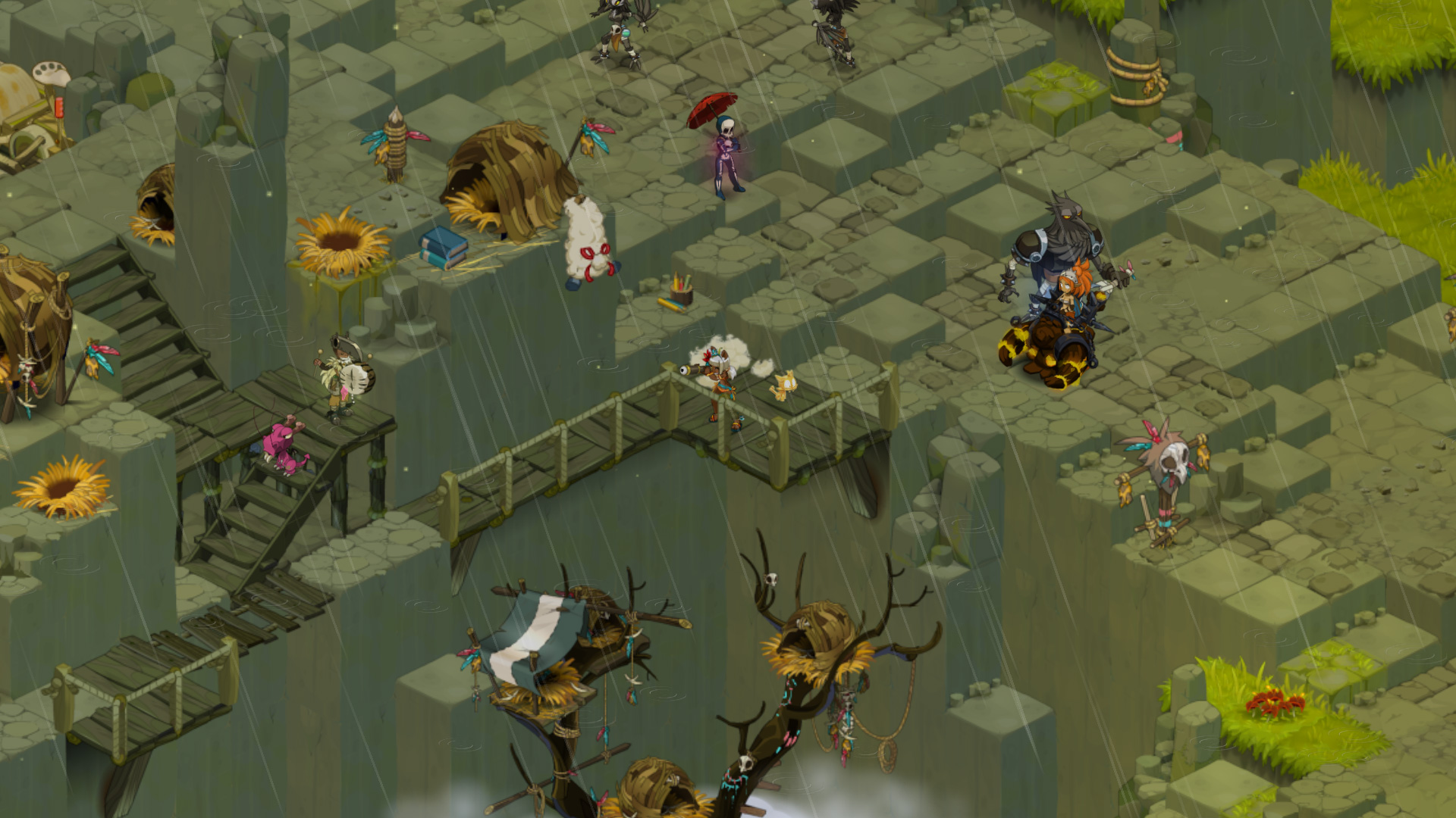 Island of Kelba Revamp Part Two now Available in WAKFU Post Header
