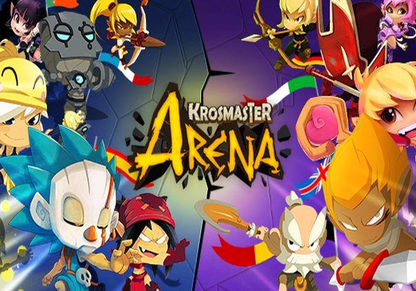 Krosmaster Arena Game Banner