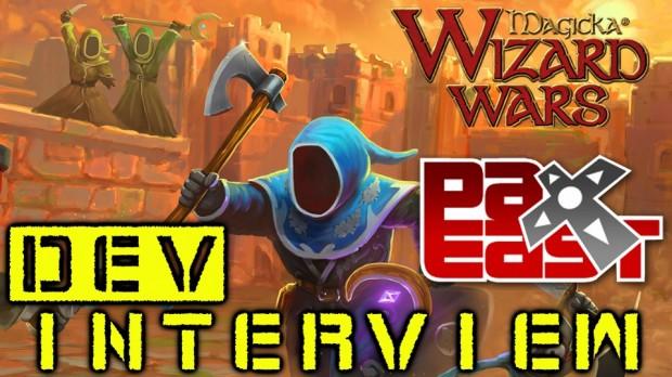 Magicka: Wizard Wars PAX East 2014