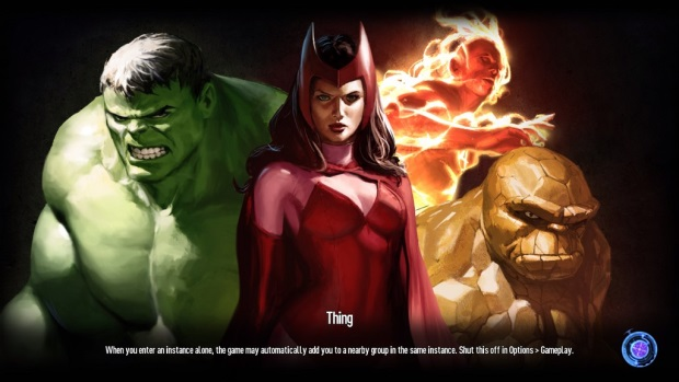 Marvel Heroes: First Year Anniversary Review Post Header