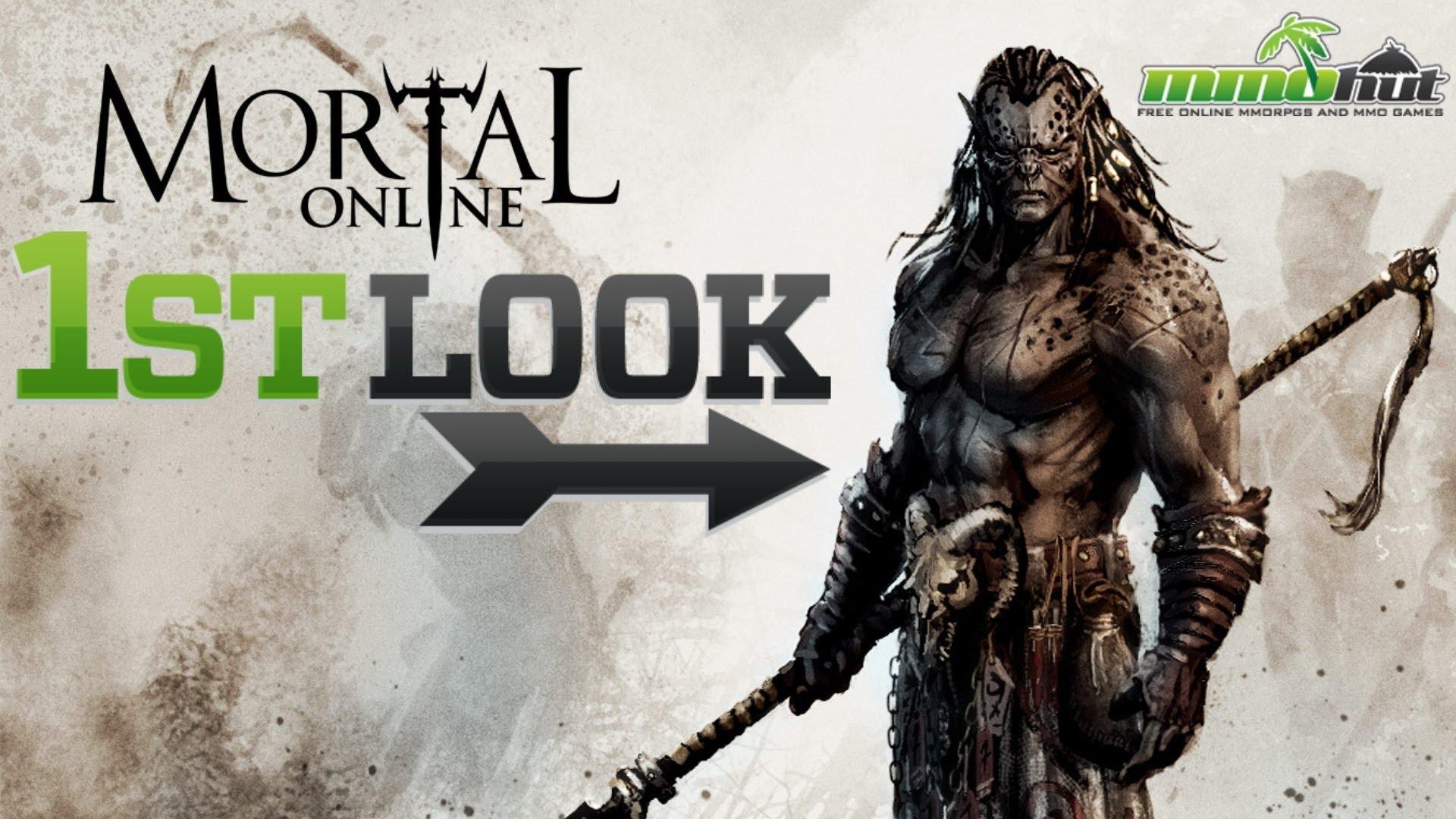 Mortal Online - First Look Video Thumbnail