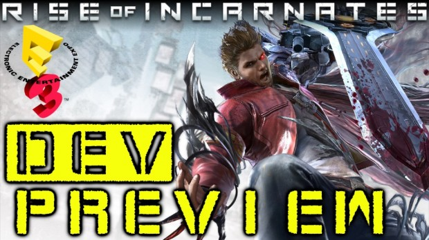 Rise of Incarnates - E3 Preview Video Thumb