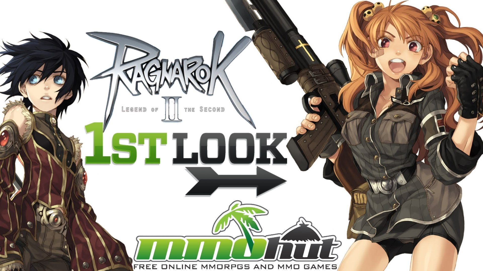 Ragnarok Online 2 - First Look Video Thumbnail