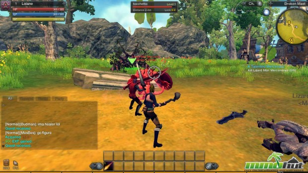 RaiderZ Review