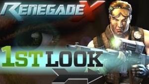 Renegade X - First Look Video Thumbnail