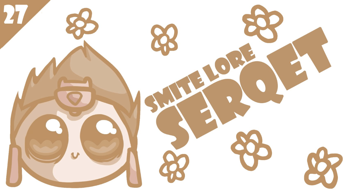 SMITE Lore: Who is Serqet? Video Thumbnail